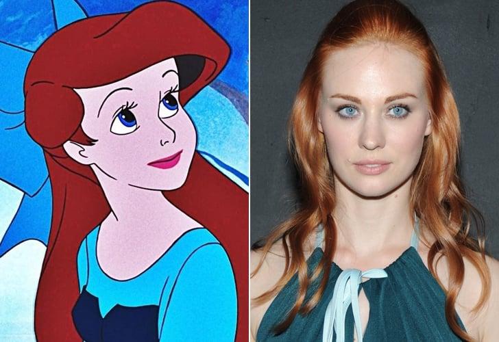 Princess Ariel — Deborah Ann Woll
