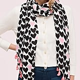 Pop Hearts Oblong Scarf
