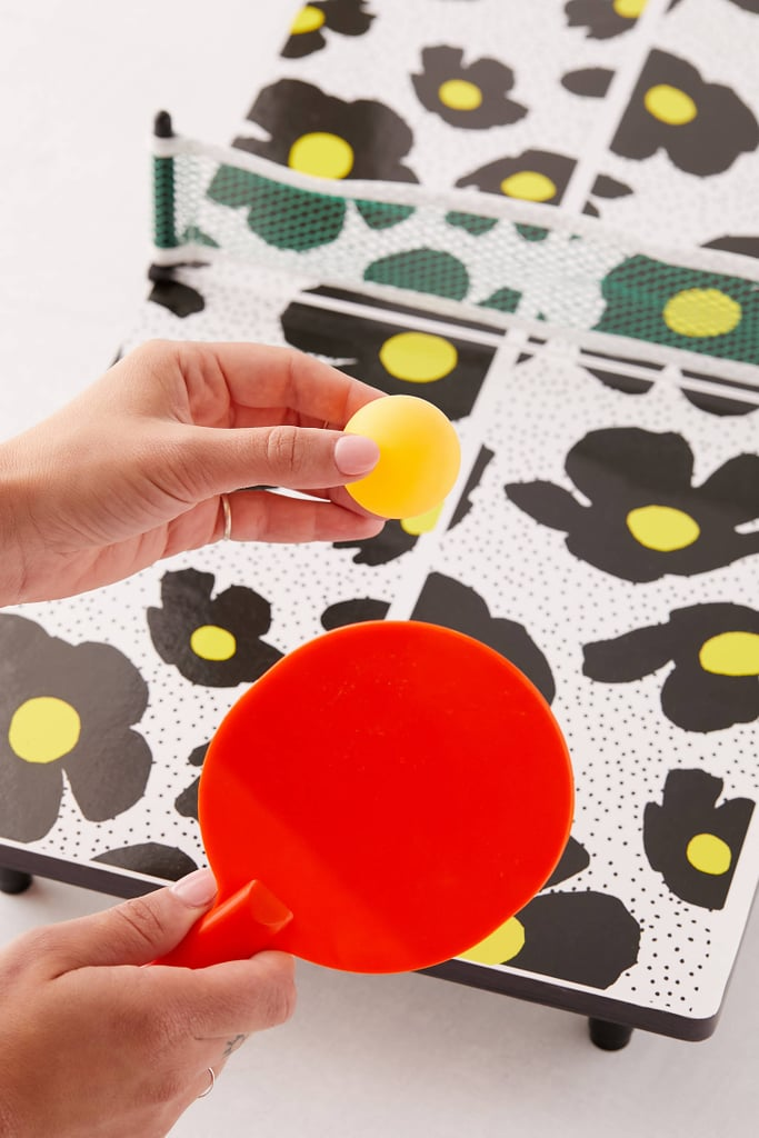 UO Mini Tabletop Ping Pong Game