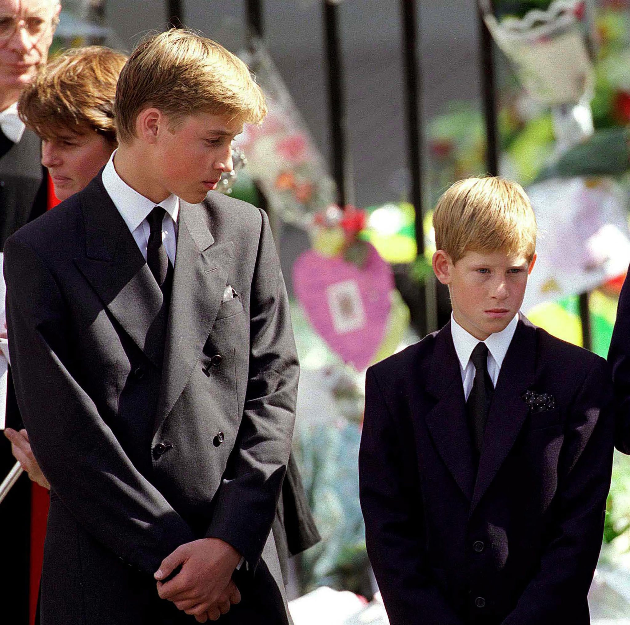 Where Were Prince Harry And Prince William When Diana Died