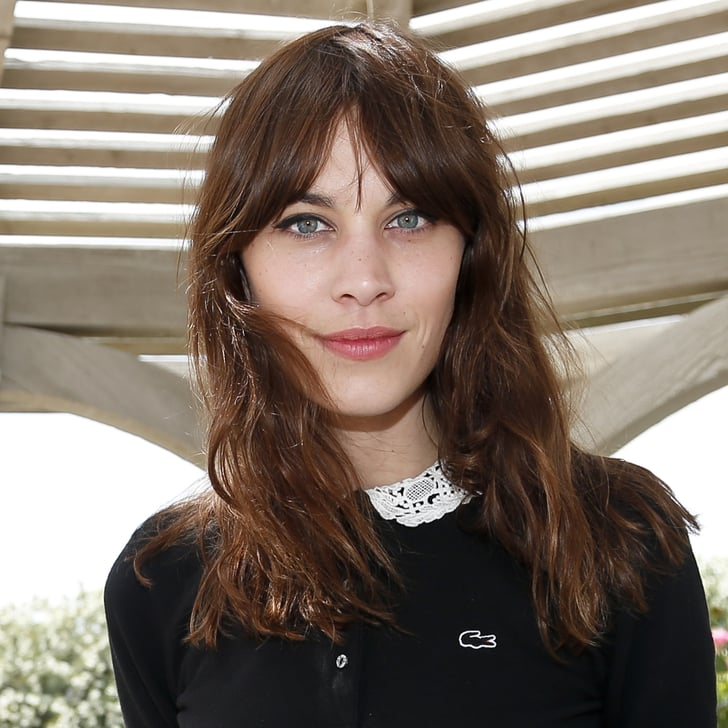 How To Get Alexa Chung S Hairstyle Popsugar Beauty