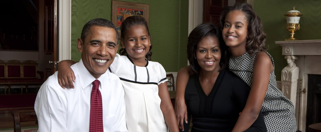 28 Pictures That Prove the Obamas Are the Cutest Parenting Duo Ever