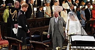 Prince Charles Walked Meghan Markle Down the Aisle, and What Harry Said to Him Will Melt Your Heart