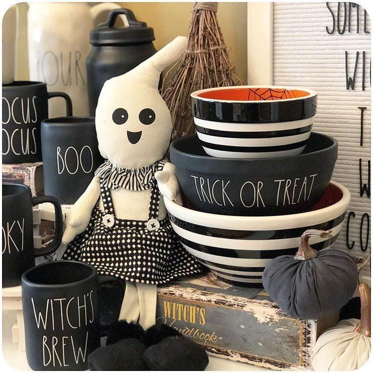 Rae Dunn Halloween Collection Popsugar Family