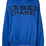 Chanel Oversized Sweatshirt