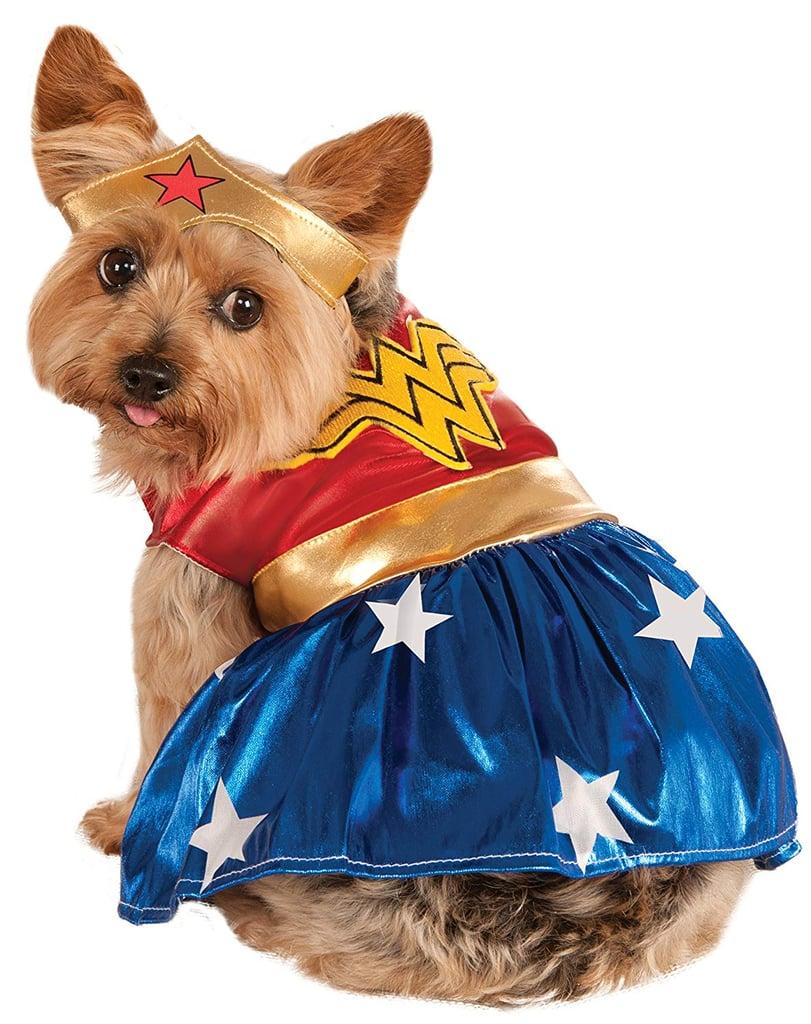 Wonder Woman DC Comics Pet Costume