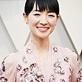 Marie Kondo at the 2019 Oscars