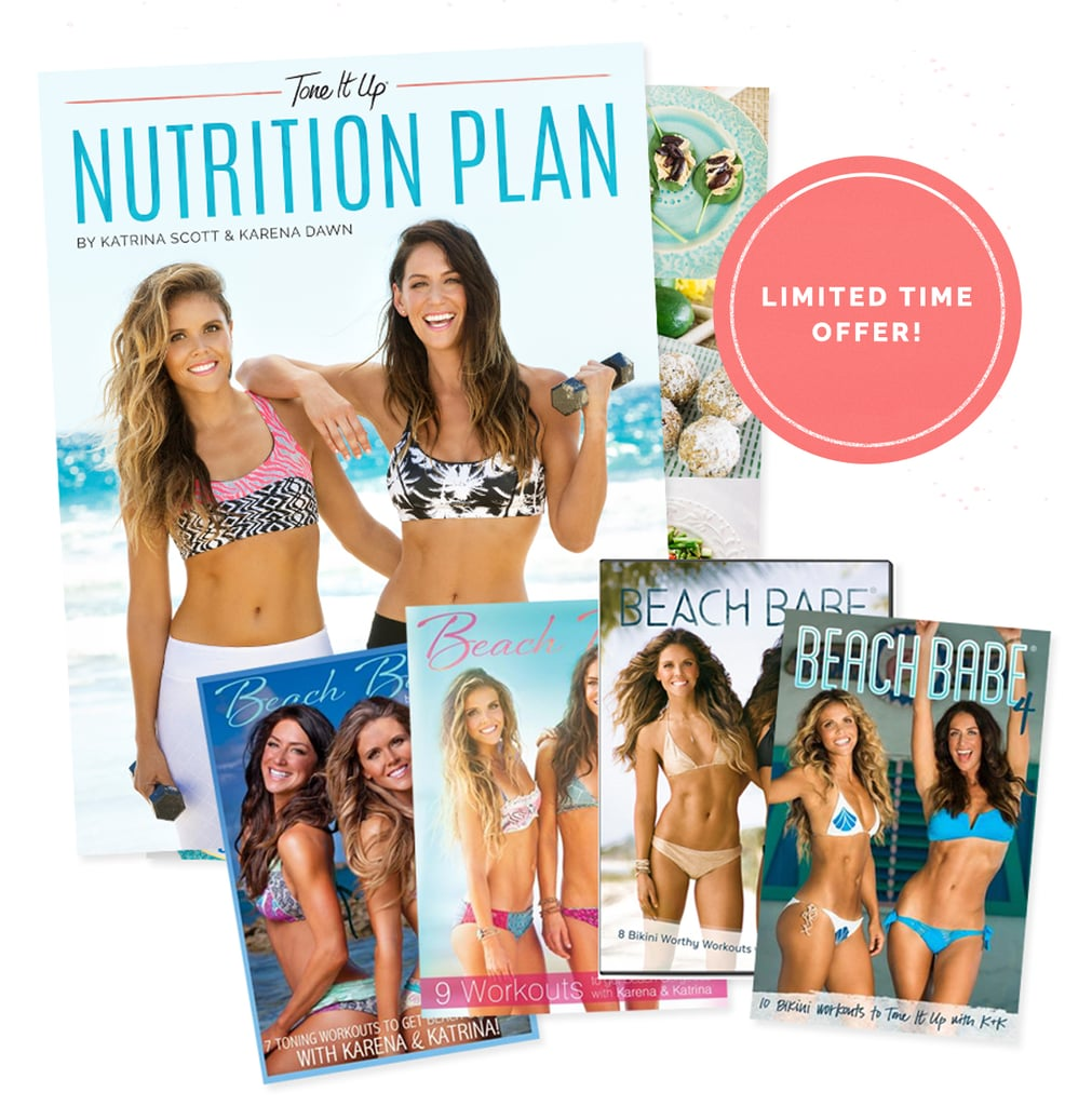 Tone It Up Nutrition Program and All Beach Babe Editions