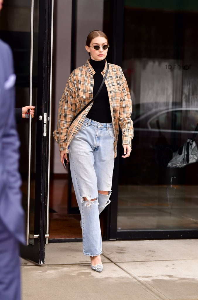 Celebrities in Jeans Fall 2018