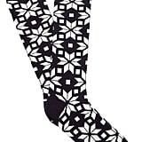 Fusalp Snowflake-Intarsia Ski Socks