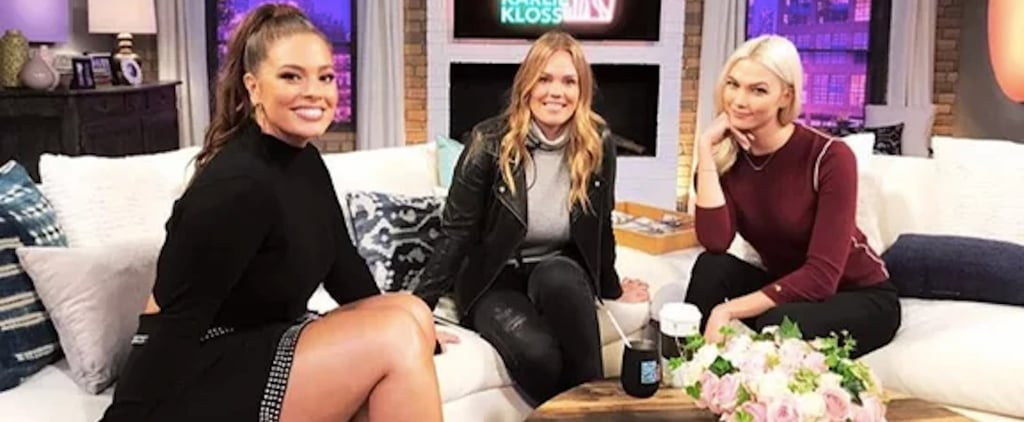The Supermodel Talk Show That's Probably About to Become Your New Obsession