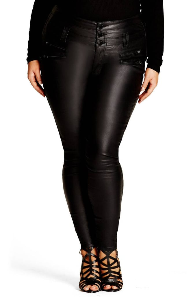 City Chic Skinny Jeans