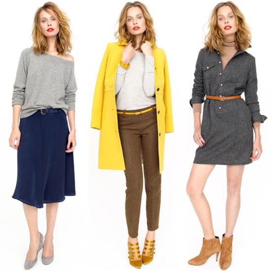 J Crew Styling Tips Popsugar Fashion