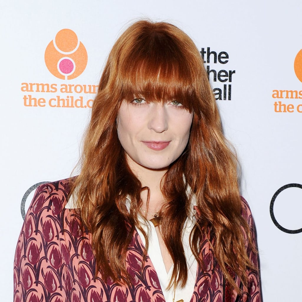 Florence Welch Hot Hair Colour Trends To Try Popsugar Beauty