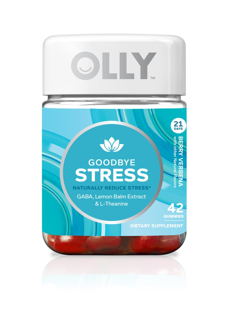 Olly Goodbye Stress Dietary Supplements
