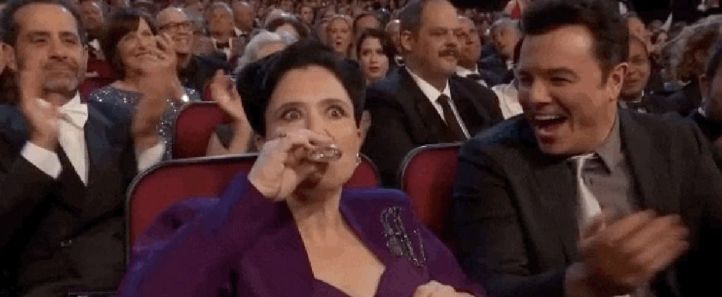 See Alex Borstein Chugging Alcohol at the Emmys 2019