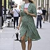 Pernille Teisbaek at New York Fashion Week
