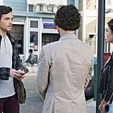 Ezra's Back in Rosewood