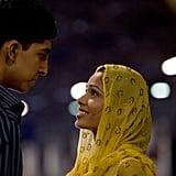 Jamal and Latika, Slumdog Millionaire