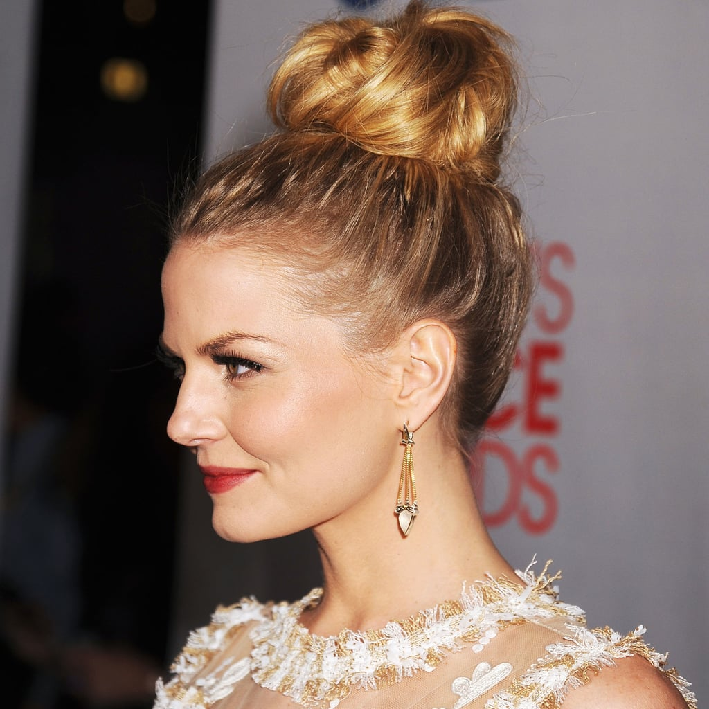 Jennifer Morrison's Early '60s Bird's Nest