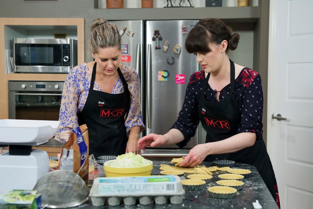 Bek and Ash Lowest Score in MKR History 2017
