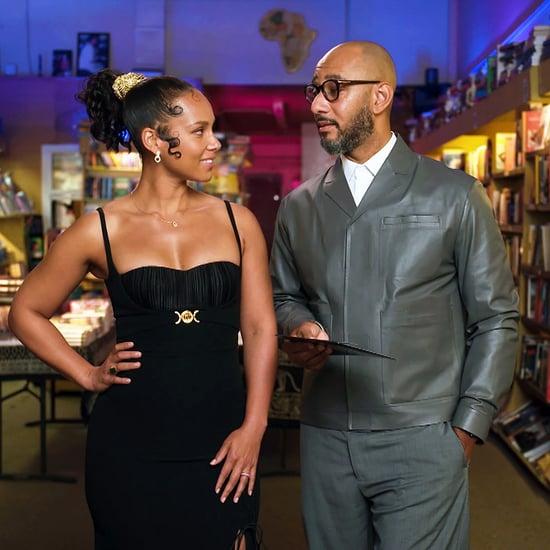 "Alicia Keys Calls Swizz Beatz ""Soulmate"" in Anniversary Post"