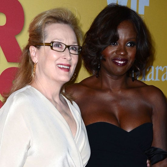 Stars Including Meryl Streep And Viola Davis Honoured At The Crystal + Lucy Women In Film Awards