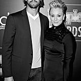 Kaley Cuoco and Ryan Sweeting: 2013-2015