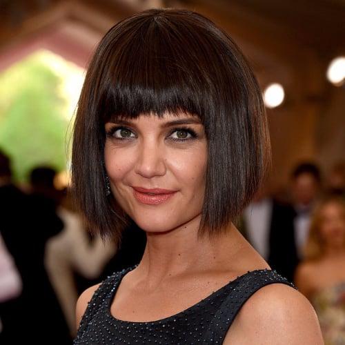 Hat Katie Holmes einen neuen Haarschnitt?