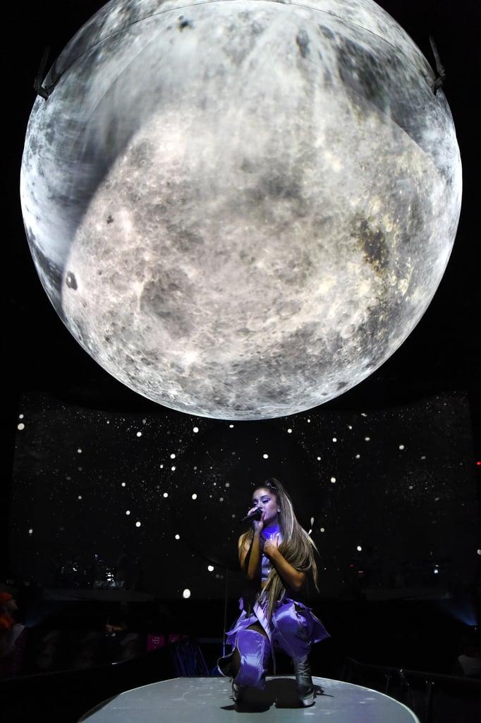 Ariana Grande Sweetener World Tour Pictures Popsugar Celebrity
