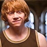 Ron Weasley / Rupert Grint