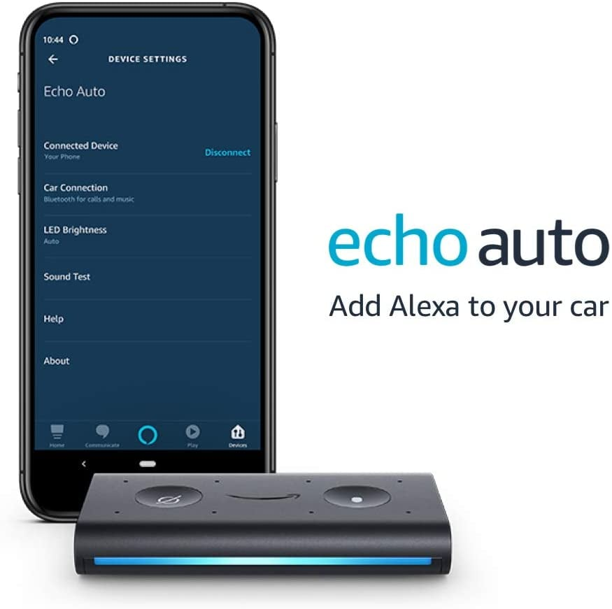 Echo Auto: Hands-Free Alexa In Your Car