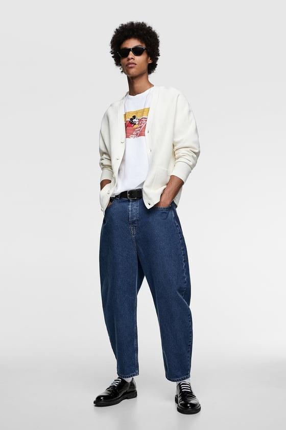 Zara Disney Mickey T-Shirt