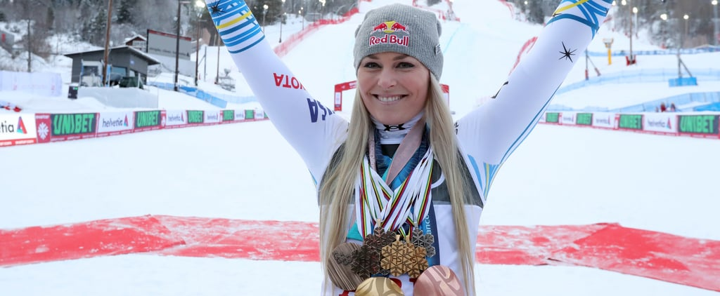 Lindsey Vonn Recovering From LCL Surgery