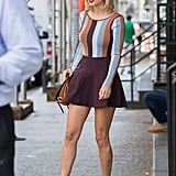 It Doesn't Matter If She's Strutting Her Stuff in NYC