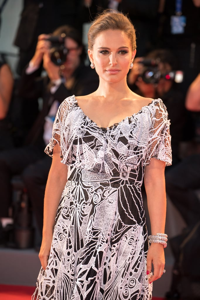 Natalie Portman Makes a Pair of Stunning Appearances at the Venice Film Festival