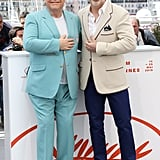 Elton John and David Furnish at Cannes Film Festival