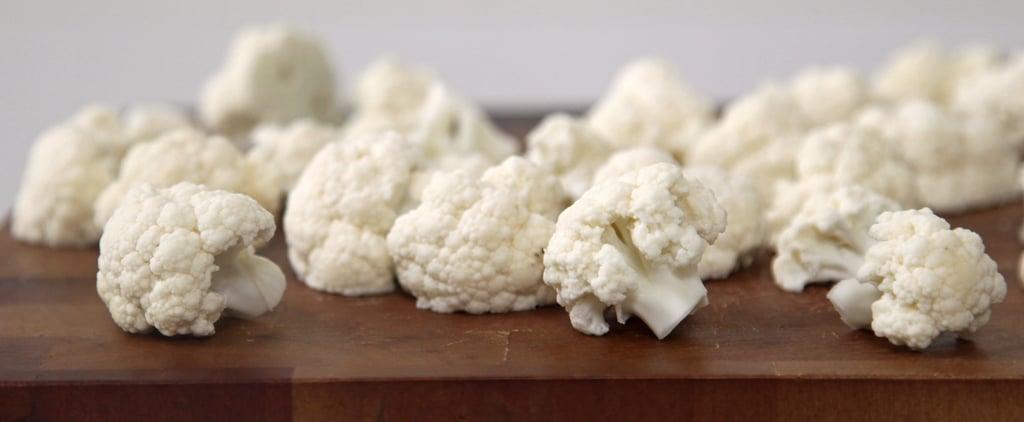 How to Cut Cauliflower Into Florets