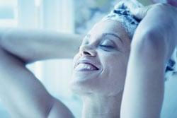 Home Spa Treatment: Aloe and Olive Oil Shampoo