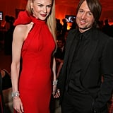 Nicole Kidman and Keith Urban in 2007