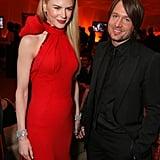 Nicole Kidman et Keith Urban en 2007