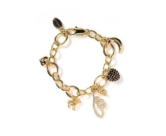 'Bella' Charm Bracelet, $36