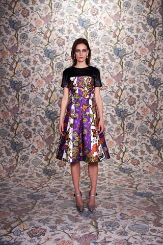 A Complete Look at the Balenciaga Pre-Fall 2011 Collection