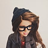 """And of course, our favorite selfie is from Barbie herself. The Instagram parody account around """"Socality Barbie"""" lasted way too short a time, but ultimately showed us how ridiculous some photos on the social media platform can be."""