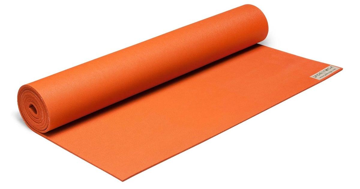 Jade Yoga Mat Best Fitness Products 2014 Popsugar