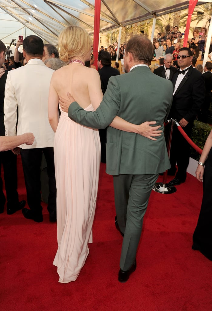 How cute were they at the SAG Awards?