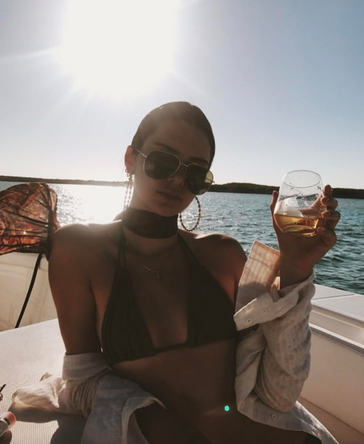 PSA: Gold Hoop Earrings Are Officially the Accessory of the Summer