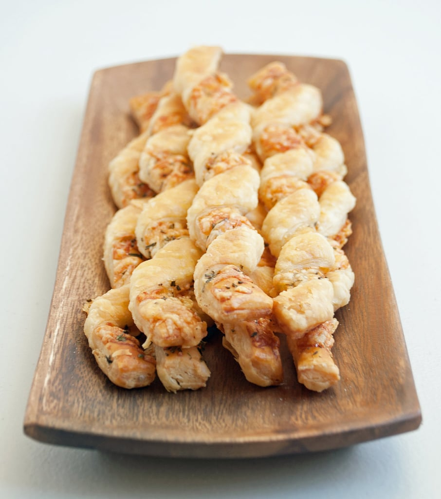 Ina Garten Recipe: Herbed Cheese Straws