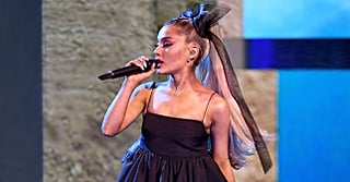Ariana Grande Wore a Hair Bow to the Billboard Music Awards, So We're Buying One Too