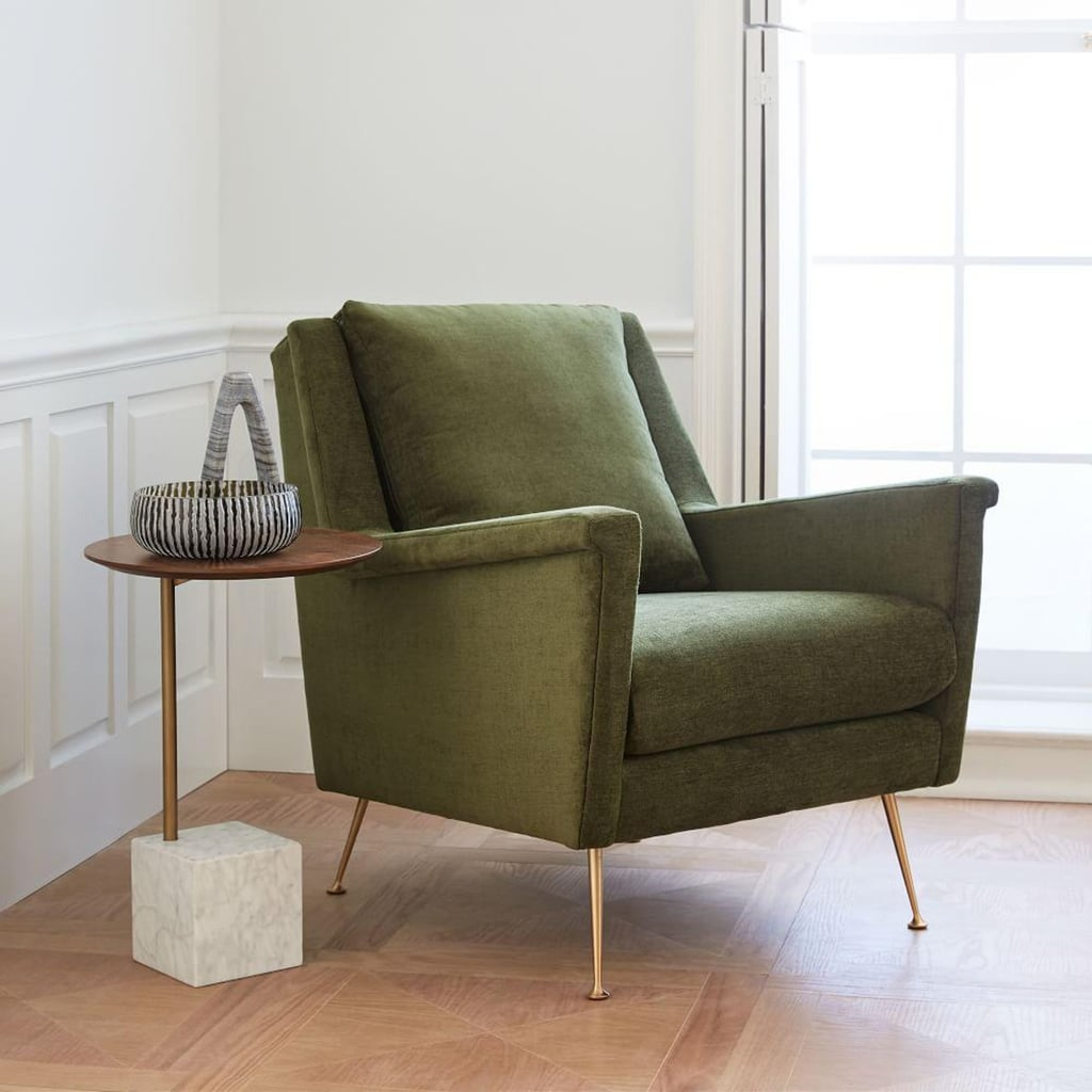 West Elm Carlo Mid-Century Chair ($899)